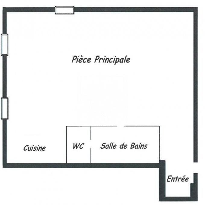 Offres de vente Studio Paris (75017)